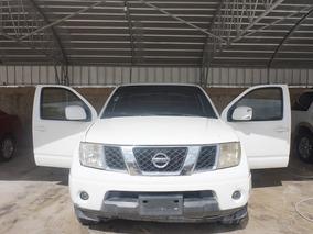 Nissan Navara Blanco 2009