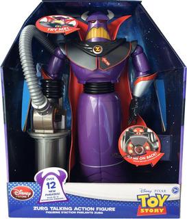 Disney Store Zurg Toy Story Figura C Frases Bunny Toys