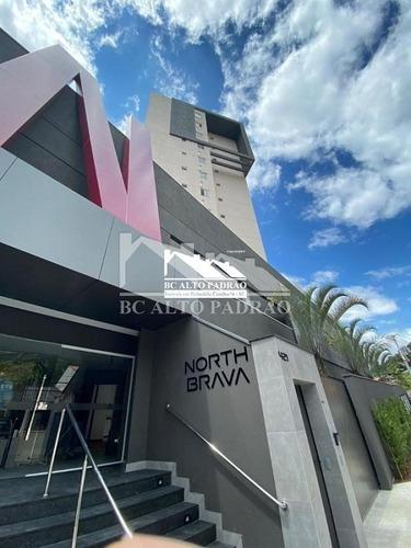 Imagem 1 de 30 de Apartamento No Edifício North Brava - 1227