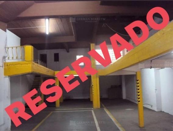 Depósito En Alquiler Ubicado En Caballito, Capital Federal