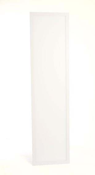 Painel Plafon Retangular Led 30x120 48w Embutir Branco Frio