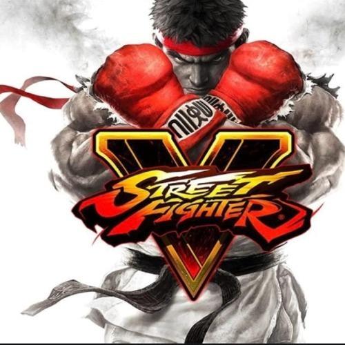 Street Fighter V Deluxe Edition-pc-dvd(midia Fisica)