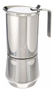 Ilsa 12210, Acero Inoxidable Stove-top Cafetera De Esp