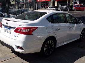 Nissan Sentra Sentra Sr Puere Dr Cvt 2016 Gm