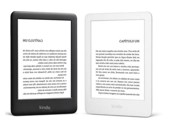 E-reader Kindle 10ª Geração 2019 Com Iluminação Frete Gratis