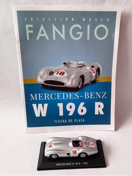 Colección Museo Fangio N° 5 Mercedes-benz W 196 R (1955)