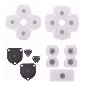 2 Kits Borrachas Reparo Do Controle Ps4 + Frete R$ 13,80