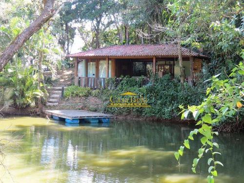 Chácara Com 1 Dormitório À Venda, 2350 M² Por R$ 500.000,00 - Praia Do Sonho - Itanhaém/sp - Ch0044