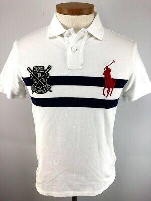 Camiseta Polo Ralph Lauren De Hombre Original Talla Xs