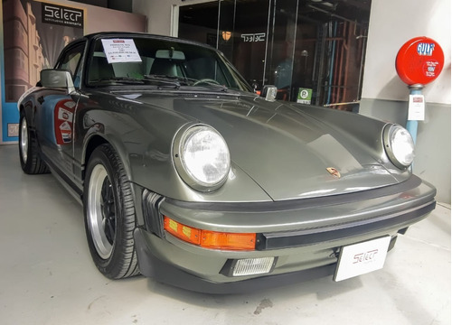 Porsche 911 Carrera Coupe, 1987