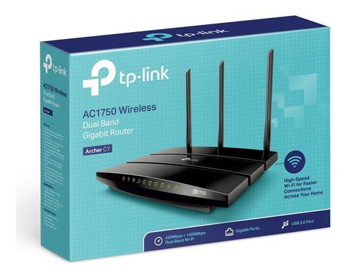 Router Extensor Wifi Archer C7 Banda Dual,giga,vpn Tp-link