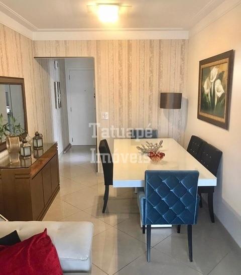 Apartamento Tatuape Rua Henrique Sertório - 83m²