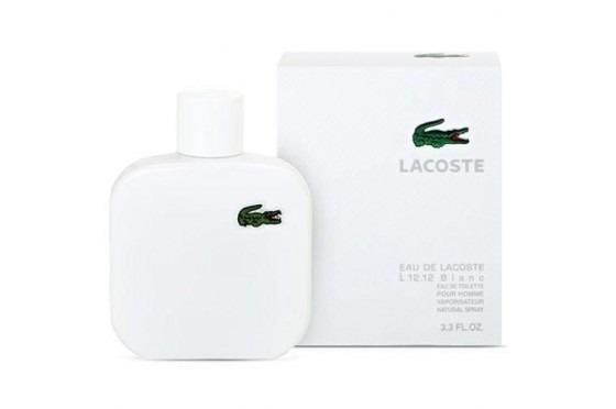 Perfume Lacoste Blanc Masculino 100ml Edt