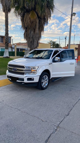 Ford Lobo 3.5 Doble Cabina Plinum 4x4 At 2018