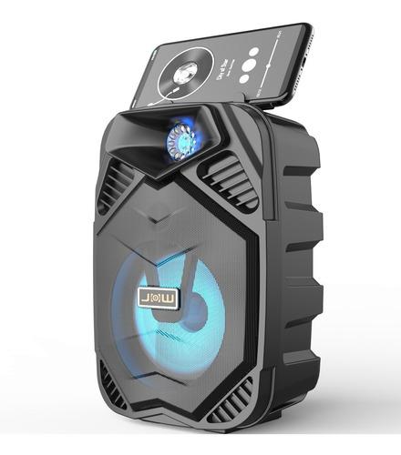 Caixa De Som Bluetooth Portátil Kimiso Km-2006 Usb Fm Sd Aux