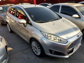 Fiesta Titanium 1.6 16v Flex Mec.