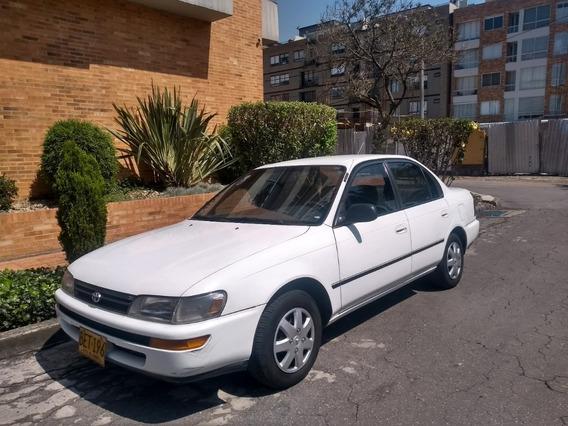 Toyota Corolla Corola 1,6 Aire Acondicionado 1996