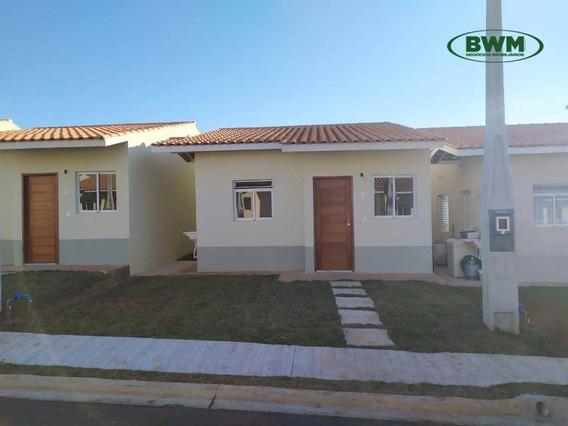 Casa Para Alugar - Jardim Simus - Sorocaba/sp - Ca7893