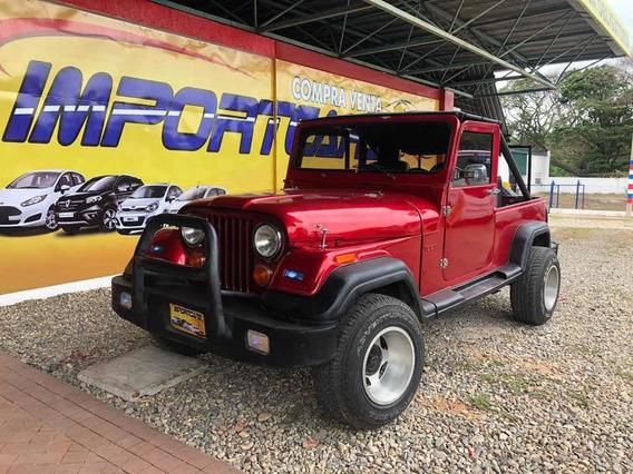 Jeep Comando Cj