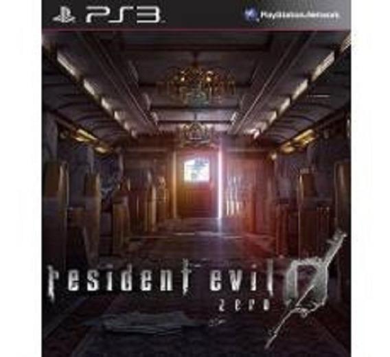 Resident Evil 0 Zero Remaster Ps3 Play3