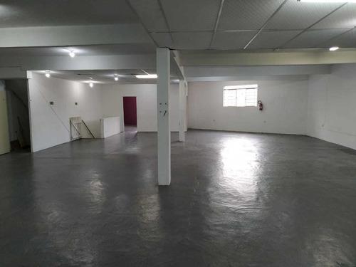 Imagem 1 de 5 de Salão Comercial Sobre Loja