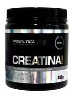 Creatina Pura 300g - Probiotica - Massa Muscular/performance