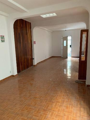 Renta Casa Con Uso De Suelo Col. Roma Sur