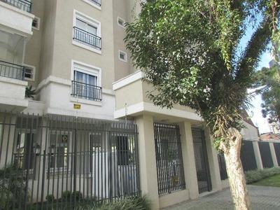 Cobertura De 3 Quartos, Amplo Terraço Coberto+sacada, 2 Vagas E Lazer, Em Excelente Local Do Alto Da Rua Xv, Curitiba. - Co0010