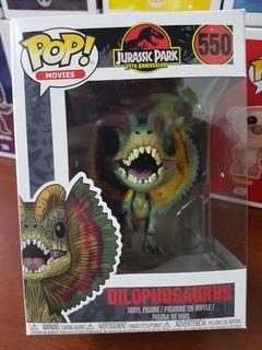 Funko Pop Dilophosaurus