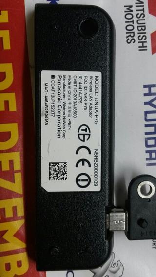 Adaptador Wireless Wifi Tv Panasonic Tc-42as610b (dnua-p75)