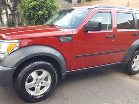 Dodge Nitro 2007 Nacional Tenencias Verificada Excelente Edo
