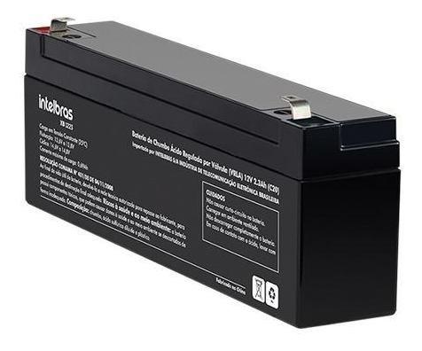 Bateria Intelbras 12v 2.3ah Xb 1223