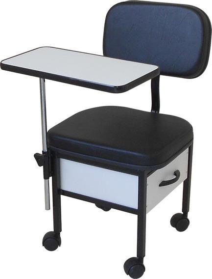 Cirandinha Cadeira Manicure Modelo S T - Móveis Salão De Beleza - Promoção!