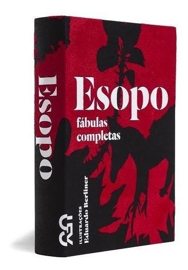 Esopo - Fabulas Completas - Capa Dura
