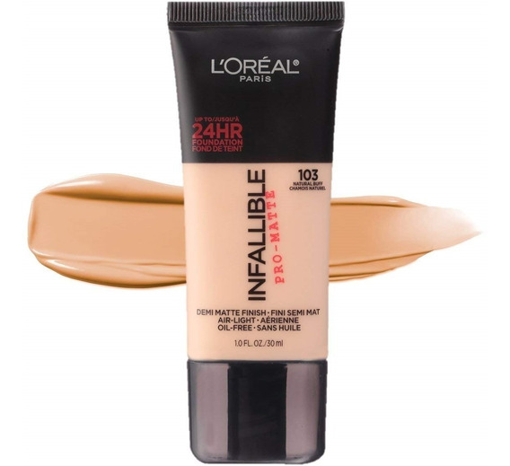 Base De Maquillaje Infallible Matte L