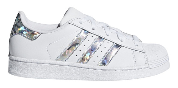 Zapatillas adidas Originals Moda Superstar C Bl/pl