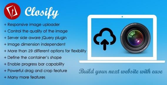 Script Js Closify - Powerful & Flexible Image Uploader