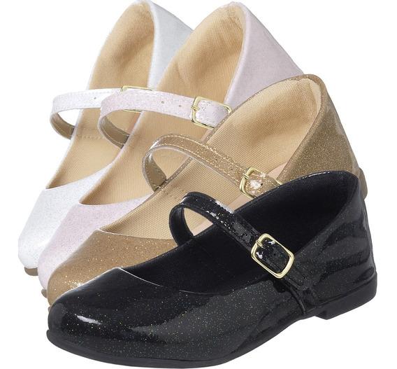 Kit 2 Sapatilhas Feminina Infantil Atacado Revenda Sapatos