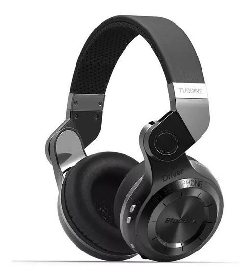Fone Nova Bluetooth 5.0 Bluedio T2+ Fm+ Sd Promoção 160,0