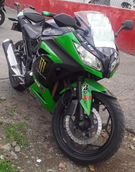 Kawasaki Ninja 300 Modelo 2013