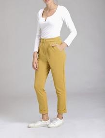 Pantalon Julia-pinzado Tipo De Vestir-brandel