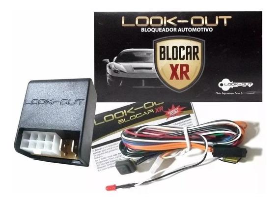 Bloqueador Automotivo Carro Lookout Blocar Xr