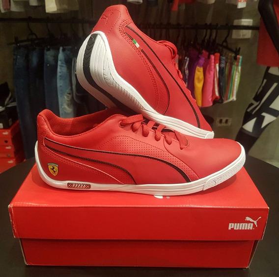 Tenis Puma Selezione Scuderia Ferrari Nm2 Importado Original