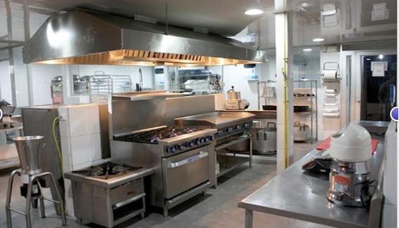 Alquiler Cocina Industrial