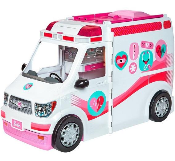 Veiculo - Barbie - Hospital Movel