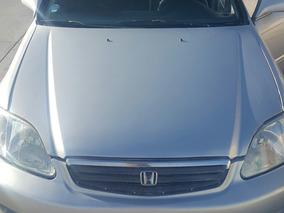 Honda Civic Ex-r Sedan 5vel Mt