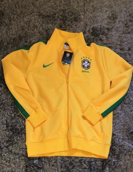 Casaco Brasil Cbf Nike