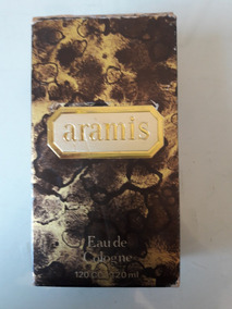 Frasco Vazio De Perfume Aramis - 120ml