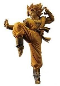 Figura Dragon Ball - Son Goku Fes! Goku Super Saiyan Dorado