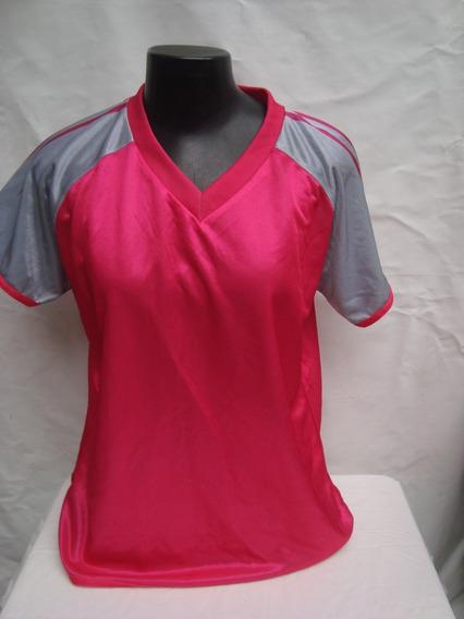 Camiseta Esportiva Cintilante Tam M